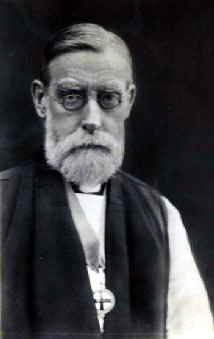Bishop Charles Gore founder of the Community of the Resurrection Mirfield