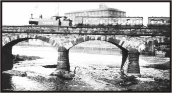 Mirfield Ledgard Bridge