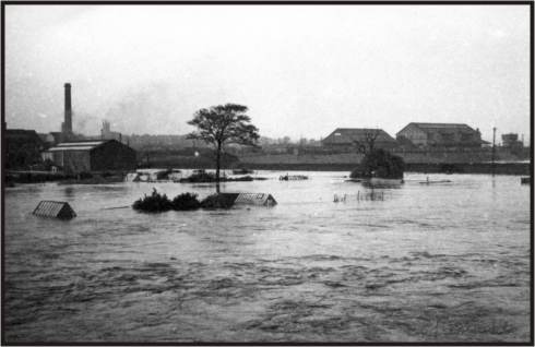 Mirfield Flood
