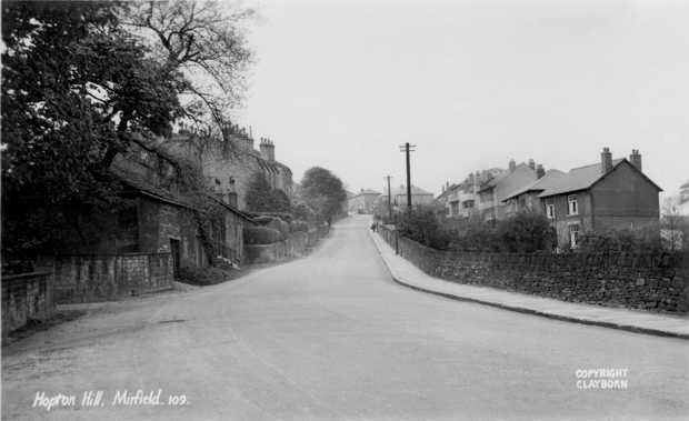This view shows Hopton Hill in the 1930's, leave a comment on this picture if you like!