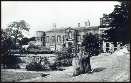 Mirfield Whitley Hall