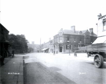 68. Eastthorpe towards Black Bull.