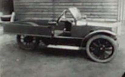 29. L.S.D. Cycle Car