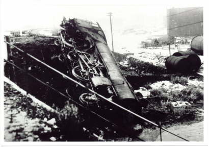 64. Train Crash Mirfield.