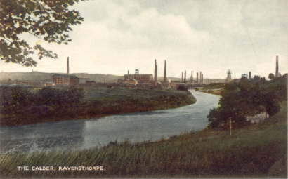 13. The Calder Ravensthorpe