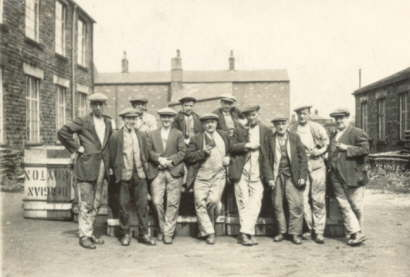 78. Thornton Kelly & Co Mirfield workers.